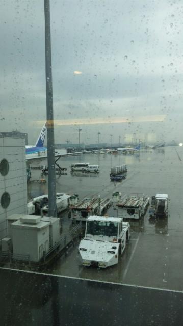 羽田空港…